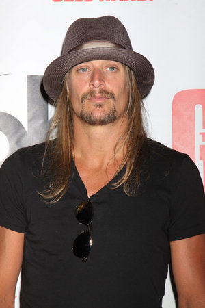 Kid Rock Shoots Video in Detroit