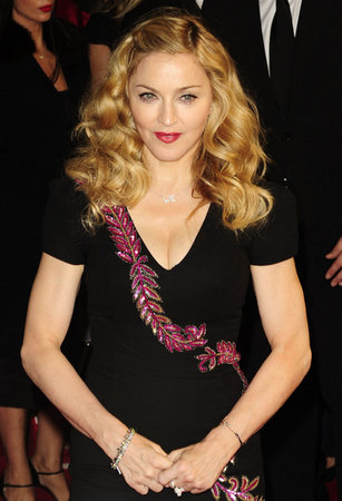 Madonna at London Film Festival