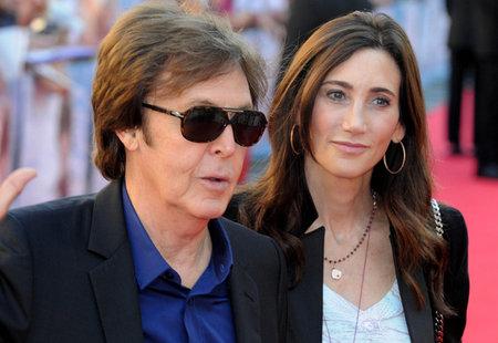 Paul McCartney Weds