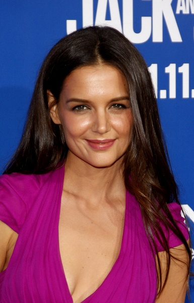 Katie Holmes-Cruise Stars in Jack and Jill