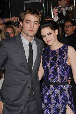 Breaking Dawn Stars Reunite