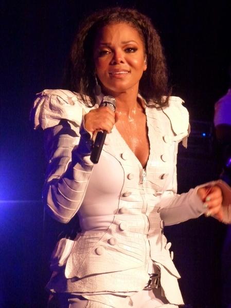 Janet Jackson Comes to Miami Beach