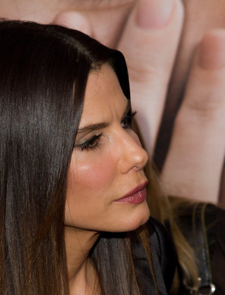 Sandra Bullock Makes a Rare Appearance