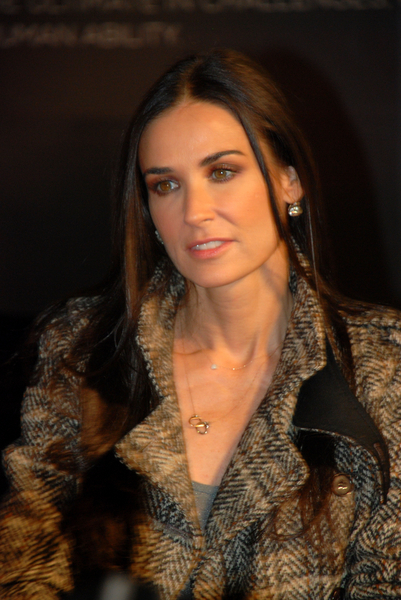 "Demi Moore Signs on for ""Lovelace"""