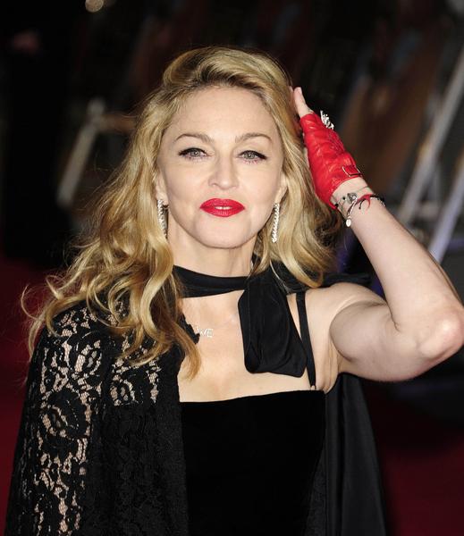 Madonna Is Back!