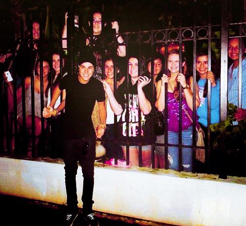 "Miami Gets Justin ""Bieber"" Fever"
