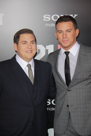 Jonah and Channing in '21 Jump Street'