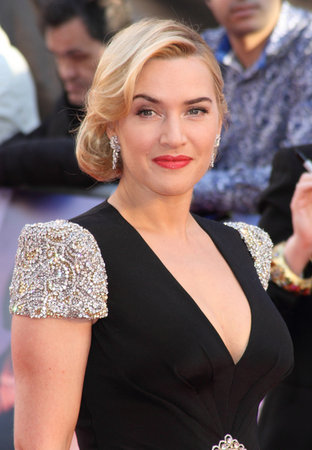 Kate Winslet and Titanic Comeback
