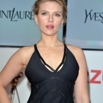 "Scarlett Johansson Gets ""Psycho"""
