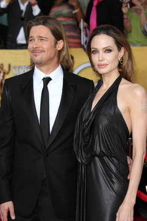 Brad Pitt and Angelina Jolie Get Engaged