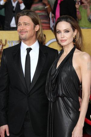 Brad Pitt and Angelina Jolie Get Engaged