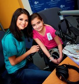 Selena Gomez Named Ambassador