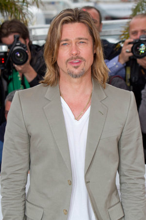 "Brad Pitt ""Killing Them Softly"" at Cannes"