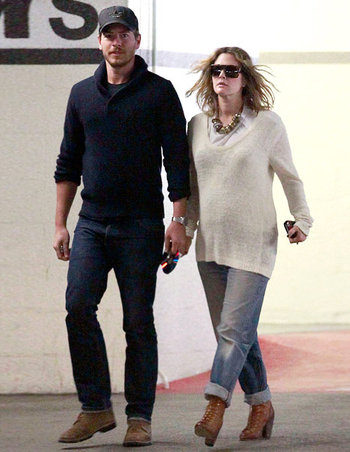 Drew Barrymore Gets Married!