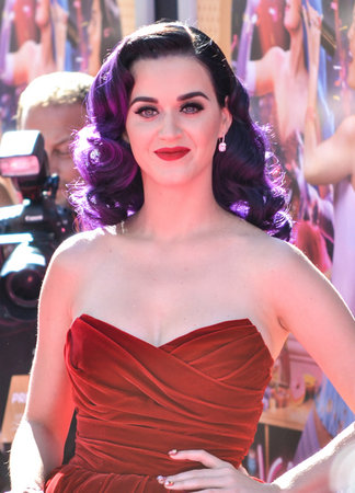 "Katy Perry Premieres ""Part of Me"""
