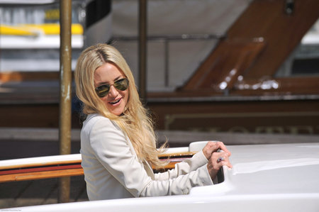 Kate Hudson Kicks Off Venice Film Fest