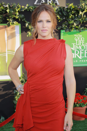 Jennifer Garner, Beauty in Red