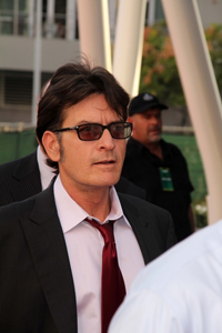 Charlie Sheen Donates 1 Million Dollars