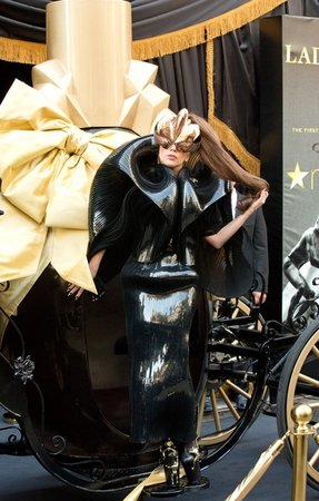 Lady Gaga Launches Fame