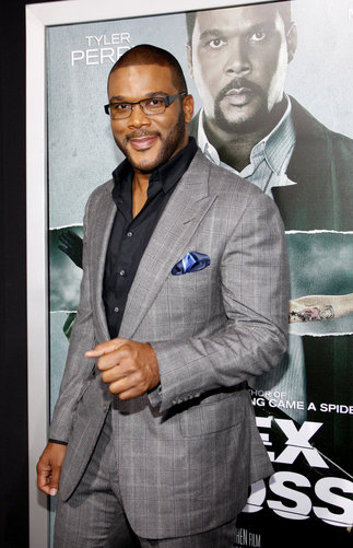 Tyler Perry is Alex Cross