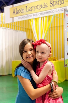 Bailee Madison Charity National Spokesperson