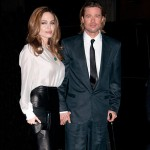 Brad Pitt's Holiday Wedding!