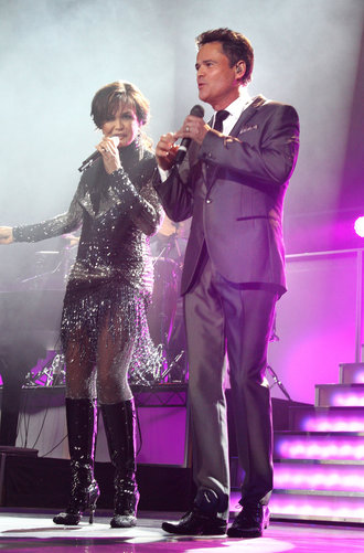 Donny and Marie Rock the UK