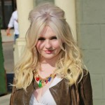Abigail Breslin is Spreading Sunshine