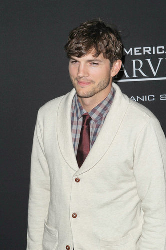 Ashton Kutcher Reveals His Name