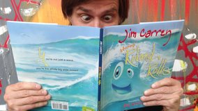 Jim Carrey Releases First Book