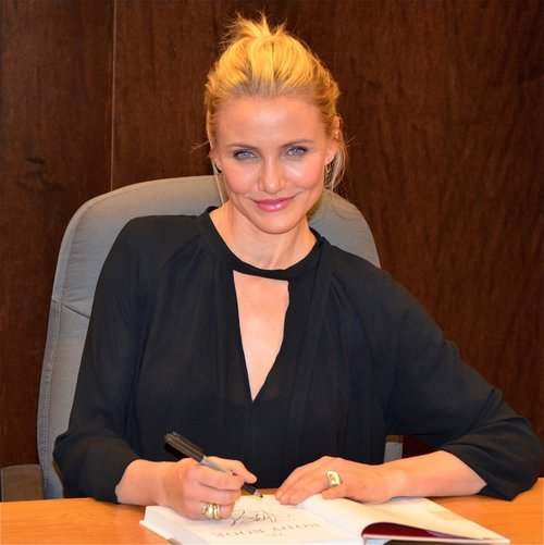 Cameron Diaz Releases Body Book