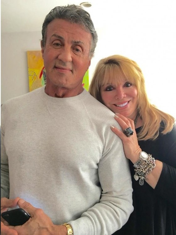 Sylvester Stallone Is Back!