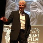 Richard Gere Visits Miami