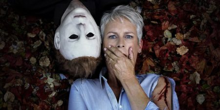 Jamie Lee Curtis in new Halloween sequel