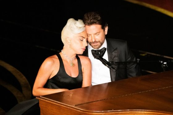 Lady Gaga and Bradley Cooper Perform First Time Ever at the Oscars